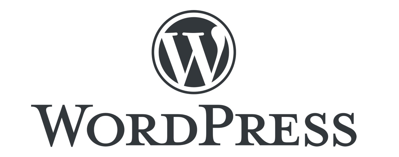 WordPress Logo s/w